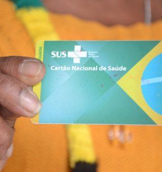 Salvador exige atualização do cartão SUS para liberar vacina contra COVID-19