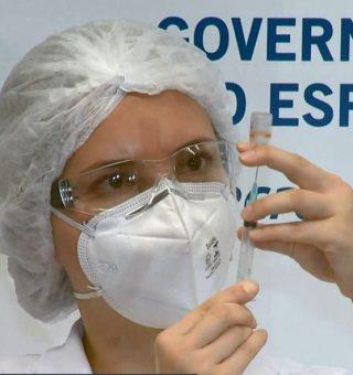 Grande Vitória abre 23 mil vagas para agendar 1ª dose da vacina da COVID-19