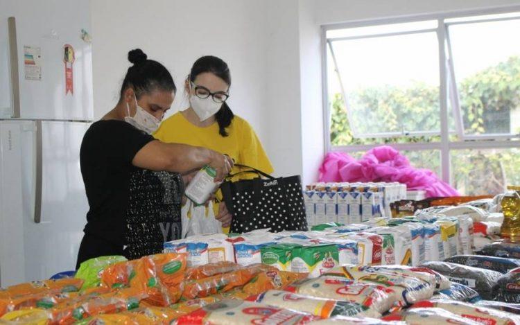 Mercado Solidário em Pernambuco libera produtos totalmente grátis