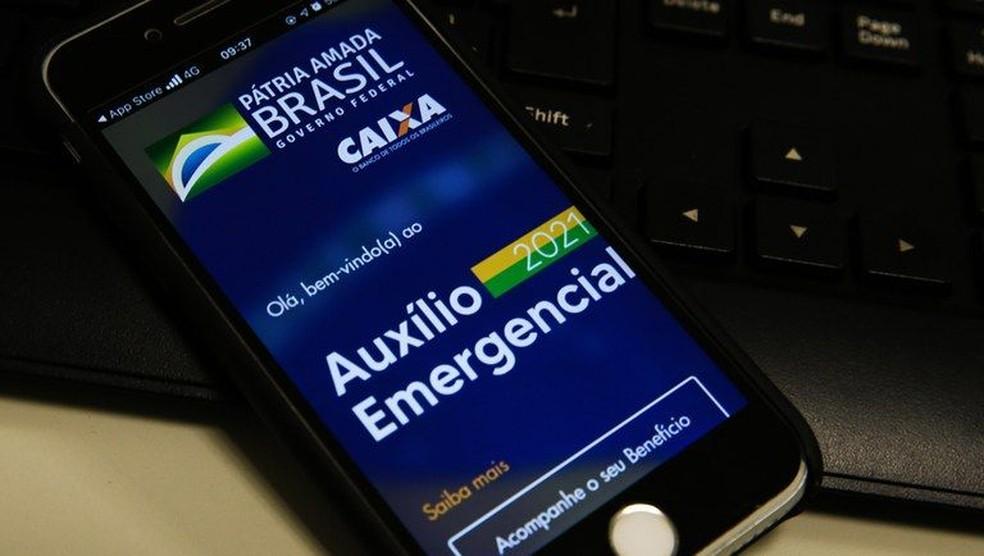 Dataprev não abre nova contestação para o auxílio emergencial prorrogado (Imagem: Reprodução/G1)