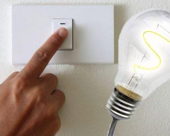 Tarifa vermelha continua na energia elétrica de agosto; há como economizar