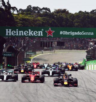 Doria anuncia retorno de eventos com fórmula 1 marcada para novembro