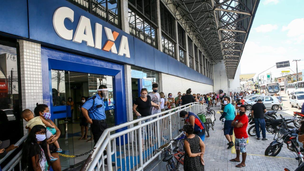 Como gerar código de saque no CAIXA Tem para receber o auxílio emergencial (Imagem: Reprodução/ Diário do Nordeste)