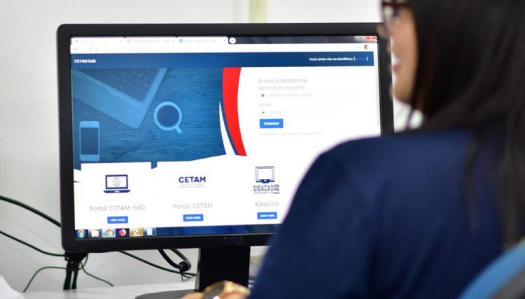 Cetam abre inscrições em cursos EAD nesta quinta-feira (26); 17 mil vagas