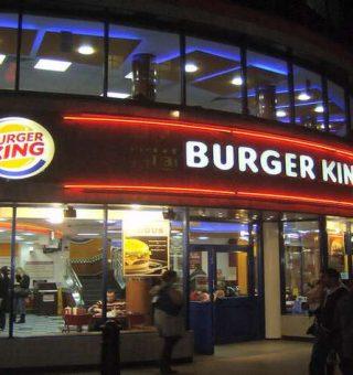 Vagas de emprego abertas no Buger King para aprendiz, atendente e mais!