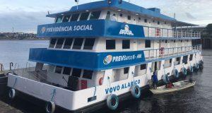 Ribeirinhos do Pará terão atendimento do INSS a partir de segunda-feira (16)