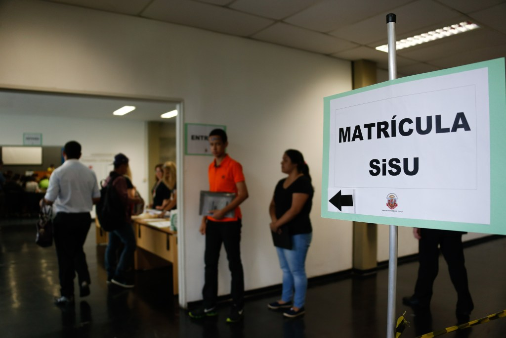 Matrícula dos aprovados na 1ª chamada do SiSU já começou; como fazer?