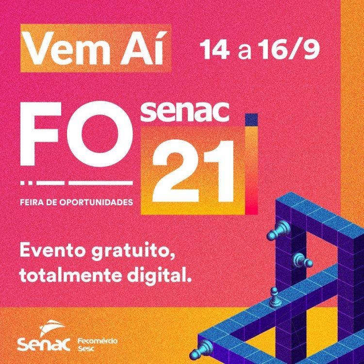 SENAC-RS promove evento sobre vagas de emprego com participação do Emicida