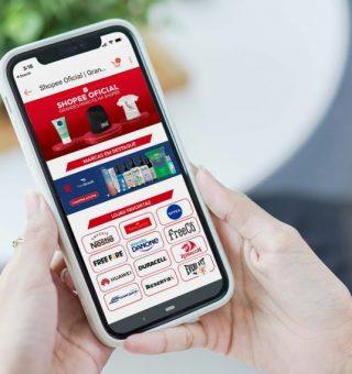 Shopee lança promoção com descontos especiais em vendas de grandes empresas