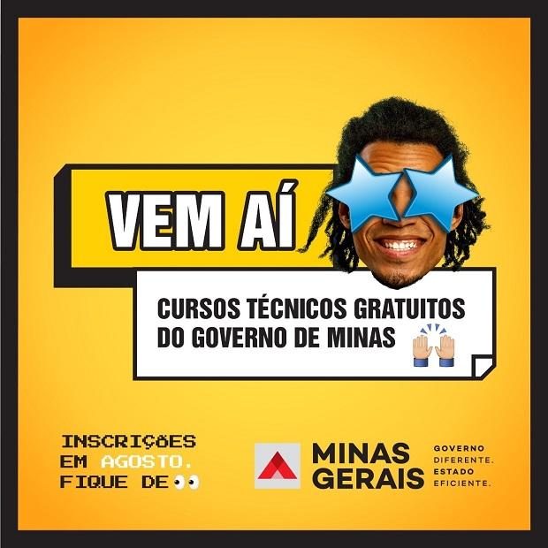SENAC abre 11 mil vagas em cursos técnicos gratuitos em Minas Gerais