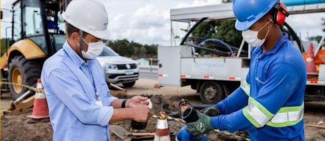 Aegea abre 5 mil vagas de emprego para estado do Rio de Janeiro
