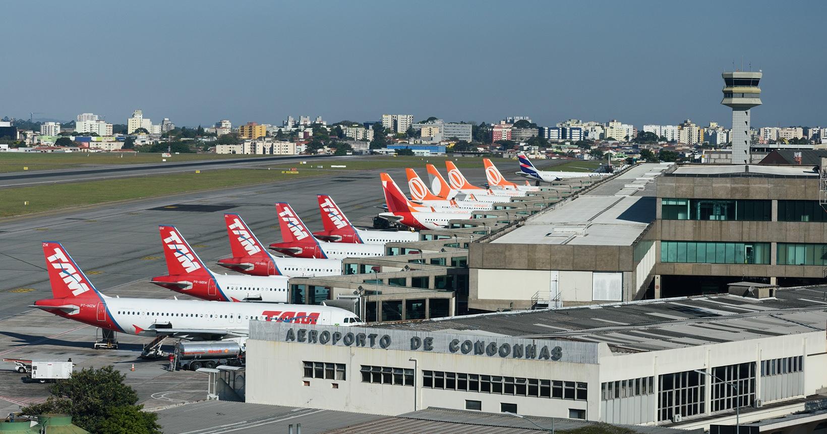 Taxas cobradas nos aeroportos de Salvador e Florianópolis são atualizadas