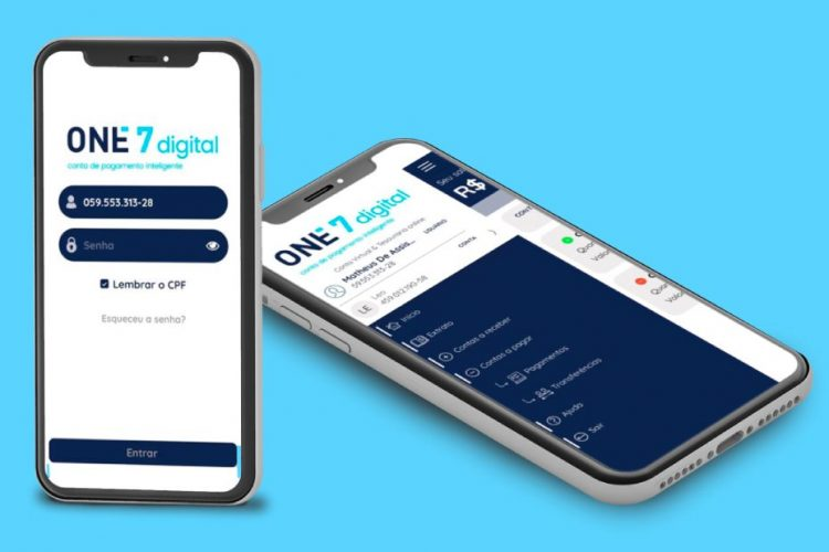 Fintech One7 anuncia conta digital para empreenderores; quais os benefícios?