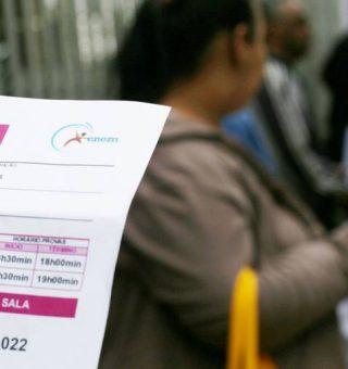 ENEM 2021: Quando será publicado cartão de confirmação com local de prova?