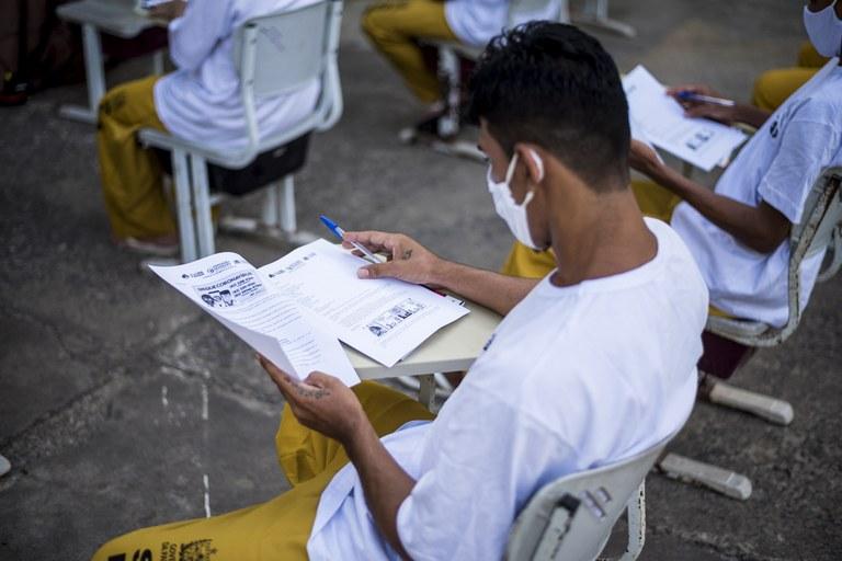ENEM será aplicado em 2022 para jovens que estão privados de liberdade