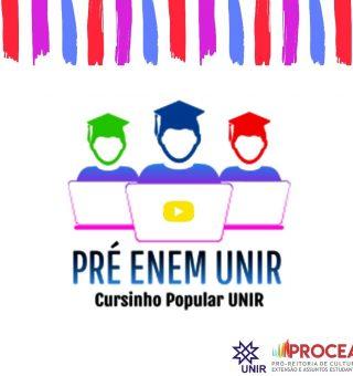 Unir abre vagas para fazer inscrição em curso pré ENEM gratuito