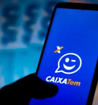 Auxílio emergencial: Crescem os bancarizados, caem as movimentações no CAIXA Tem