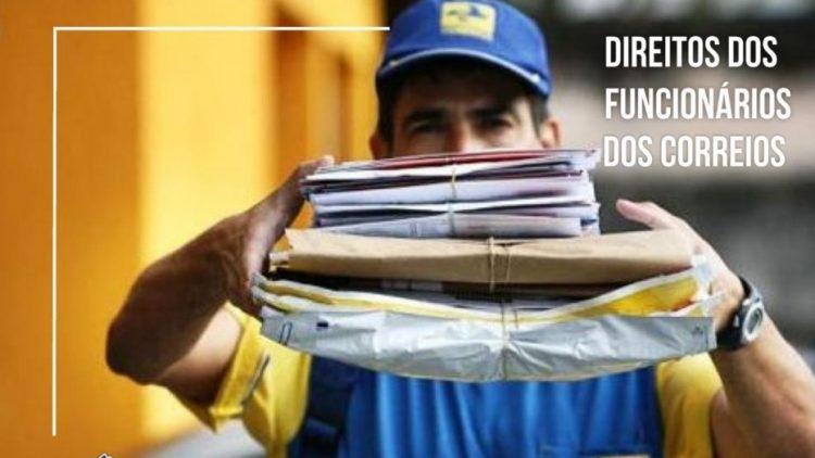 O que acontecerá com os funcionários dos Correios após a privatização?