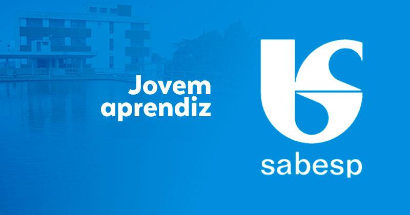 Inscrições nas vagas de Jovem Aprendiz Sabesp enceram na segunda-feira (9)