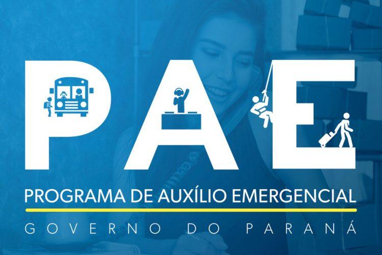 Inscrições no auxílio emergencial para empresas do Paraná continuam este mês