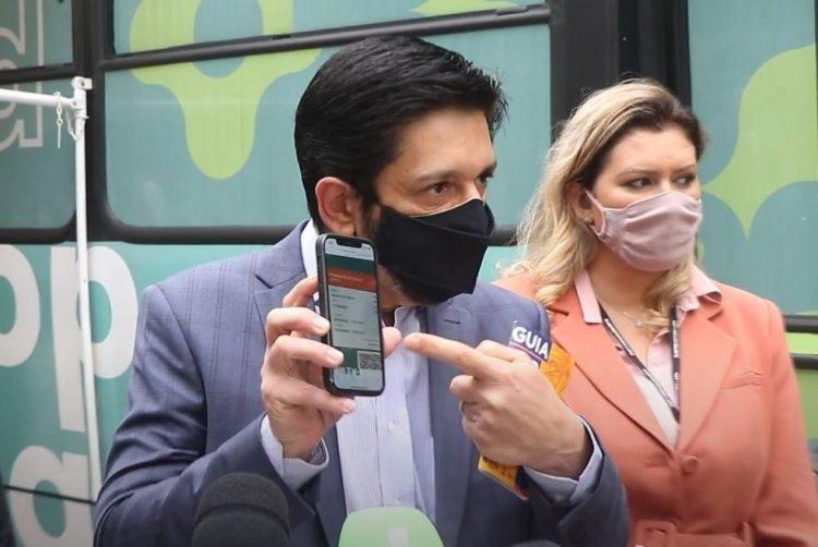 Passaporte da vacina em SP foi adiado e deve começar em setembro
