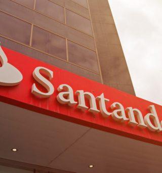 Vagas de emprego no Santander têm inscrições para trainee; salário de R$ 6,7 mil