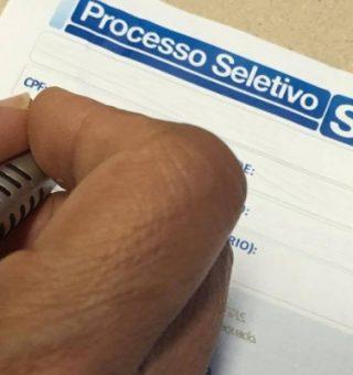 SENAC abre processo seletivo com salário de até R$ 3,9 mil no Piauí