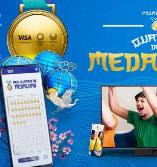 Caixa lança promoção com prêmios de até R$ 500 para quem usar cartão Visa