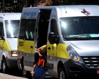 Transporte escolar no DF ganha novo prazo nas autorizações após ordem do Detran