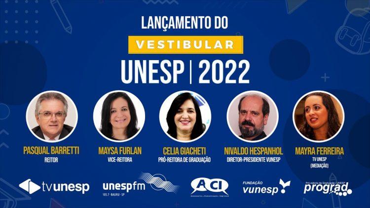 Vestibular da Unesp 2022 foi lançado com novidades para a edição