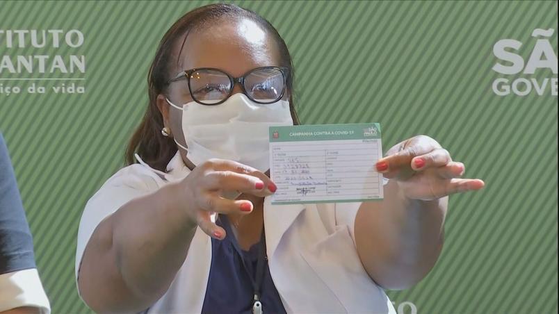 Perdi meu cartão de vacinação da Covid-19; como posso tomar a 2ª dose?