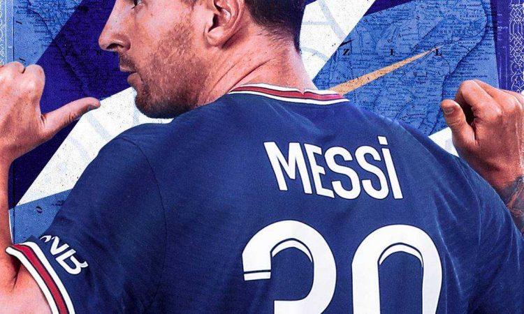 Quanto rende o salário do Messi do PSG se aplicado na poupança?