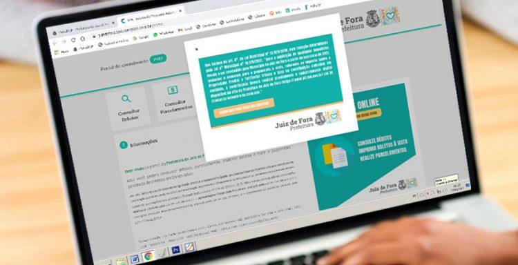 Juiz de Fora prorroga prazo para garantir descontos no IPTU 2022