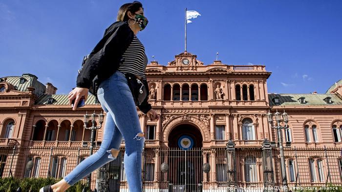 Argentina anuncia abertura das fronteiras para brasileiros em outubro