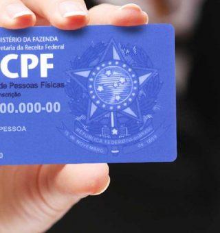 Pessoas com CPF irregular correm risco de ter conta corrente ou poupança cancelada