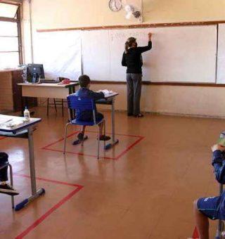 Uberaba iniciou 3ª fase do programa de volta as aulas presenciais