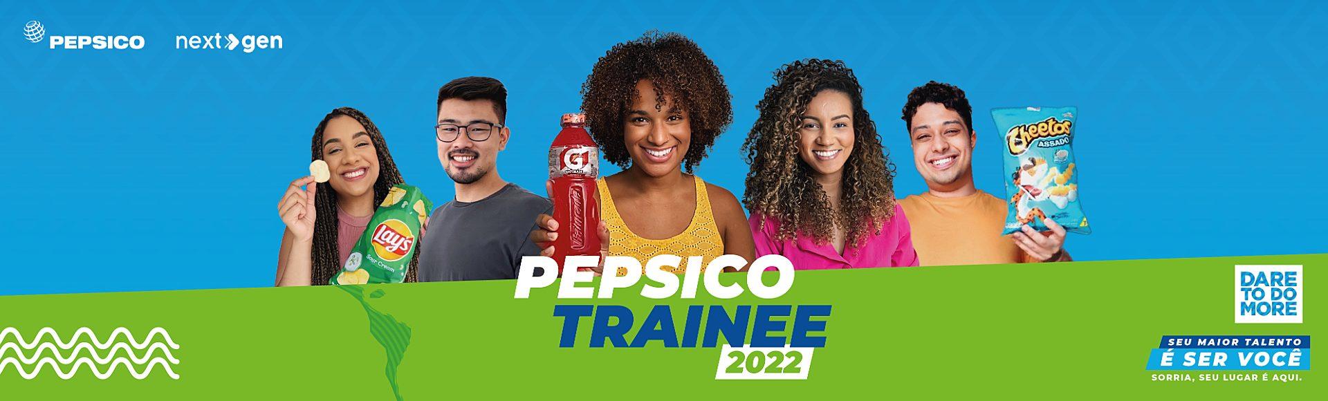Programa de Trainee 2022 da PepsiCo está com inscrições abertas; veja cursos aceitos