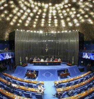 Orçamento de 2022 prevê concurso público para o Senado Federal (Foto: Sérgio Lima)