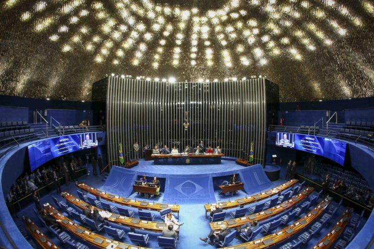 Orçamento de 2022 prevê concurso público para o Senado Federal