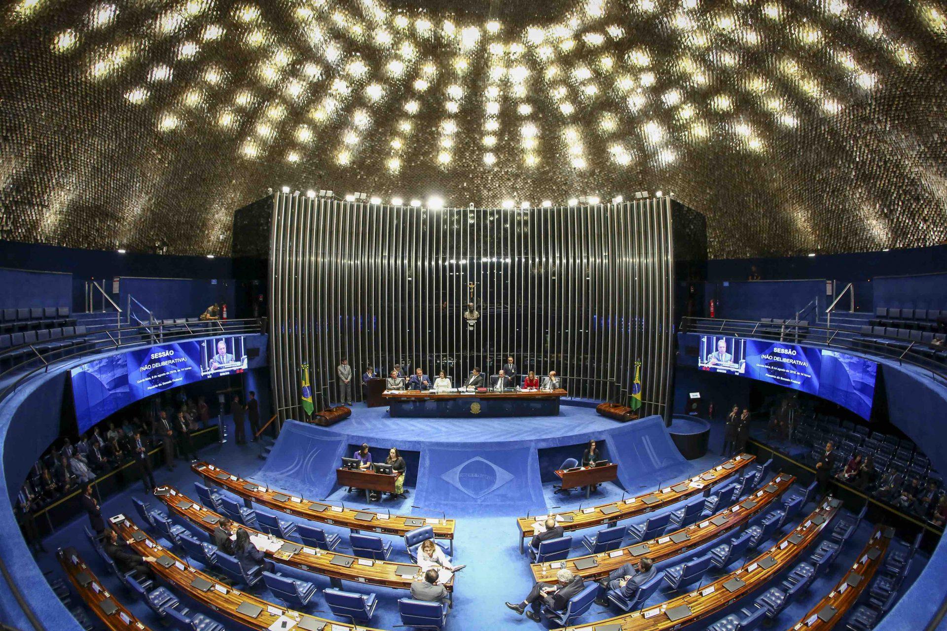 Senado reprova MP 1.045 que criava minireforma trabalhista e atingia os jovens (Foto: Sérgio Lima)