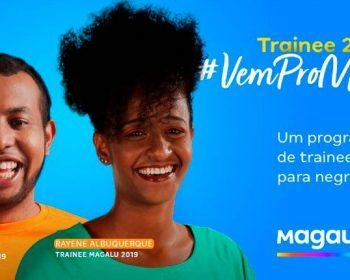 Vagas de emprego no Magazine Luiza seleciona recém-formados; inscrições até outubro