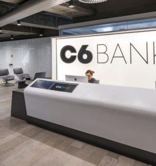 C6 Bank está com inscrições abertas para 500 vagas de emprego (Foto: Reprodução C6 Bank)