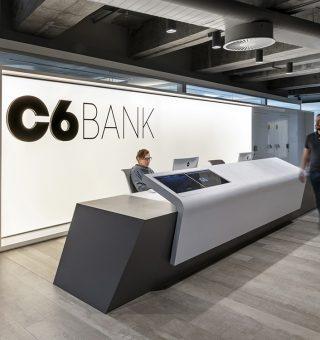 C6 Bank confirma abertura de inscrições para 500 vagas de emprego (Foto: Reprodução No Detalhe)