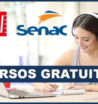 Cursos gratuitos do SENAC e SENAI: Confira vagas abertas no Brasil