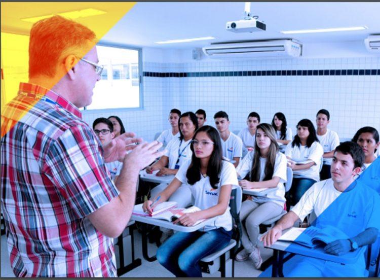 SENAC-PE tem cursos técnicos com inscrições abertas em várias unidades