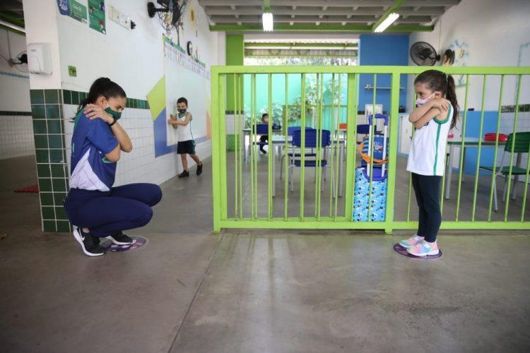 São Paulo volta a ter 100% de atendimento presencial para as creches