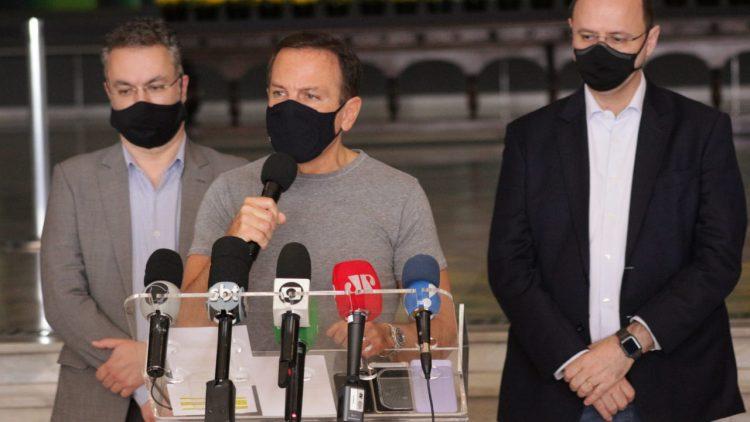 Doria anuncia pacote de investimentos bilionários; motivo pode ser as eleições 2022