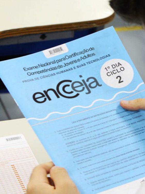 Encceja 2020: Provas de reaplicação estão marcadas para outubro