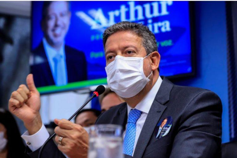 Lira, presidente da Câmara, propõe soluções para abaixar gasolina de R$ 7,00