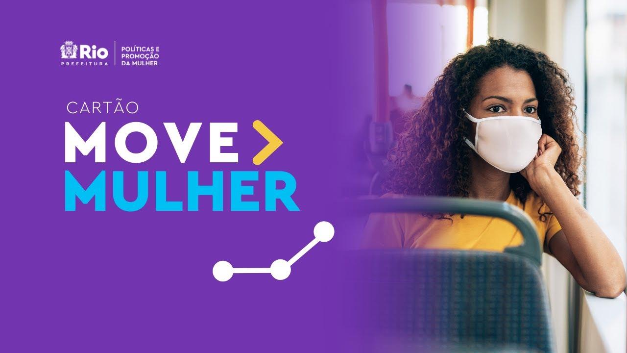 Cartão Move-Mulher é lançado no RJ visando vítimas de violência domiciliar